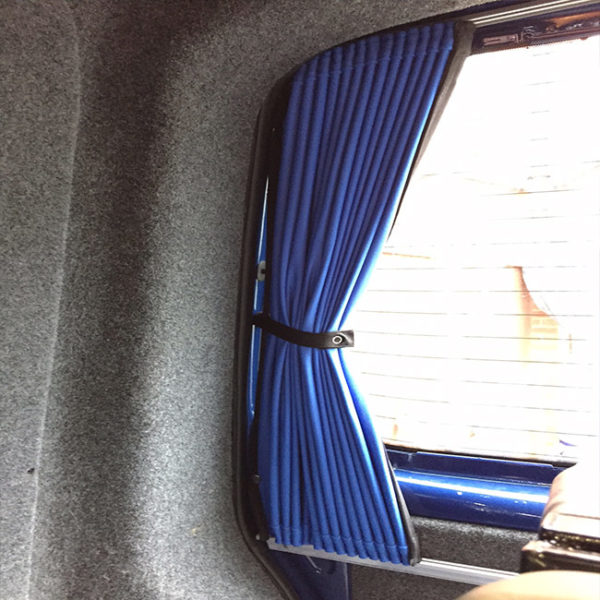 Curtains for VW T5 Premium Create Your Own Bundle-8584