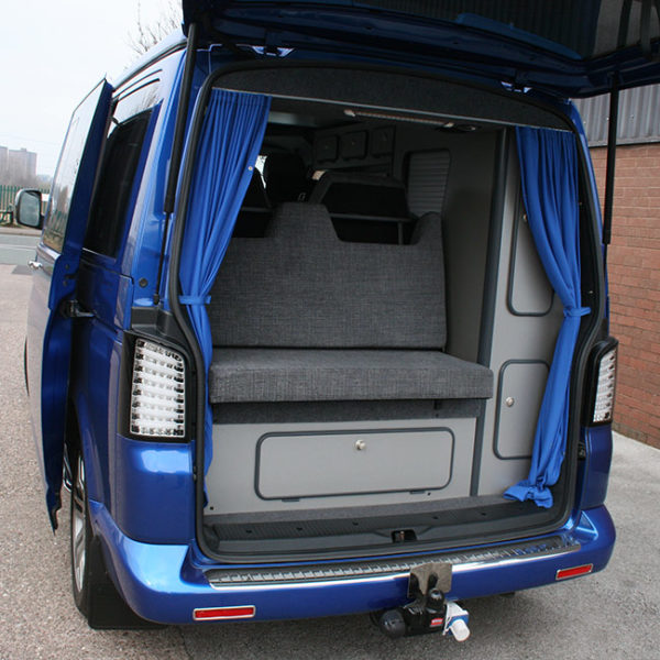 Curtains for VW T5 Premium Create Your Own Bundle-8583