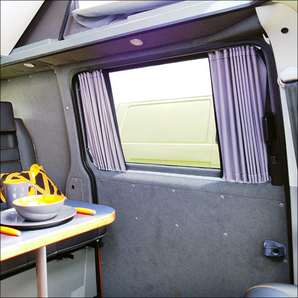 Curtains for VW T5 Premium Create Your Own Bundle-7004