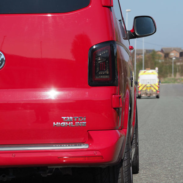 VW T6 Barndoor dynamic LED Lights MK3-9038