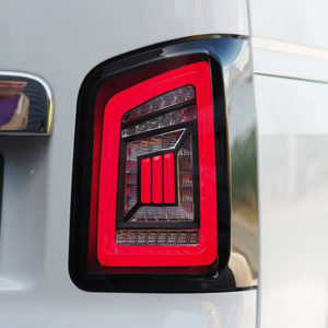 VW T6 Barndoor dynamic LED Lights MK3-0