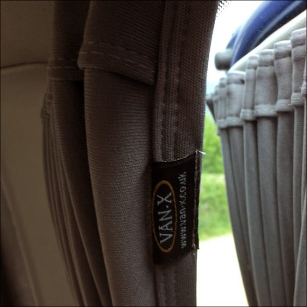 Curtains for VW T5 Transporter ECO-LINE Create Your Own Bundle-7910