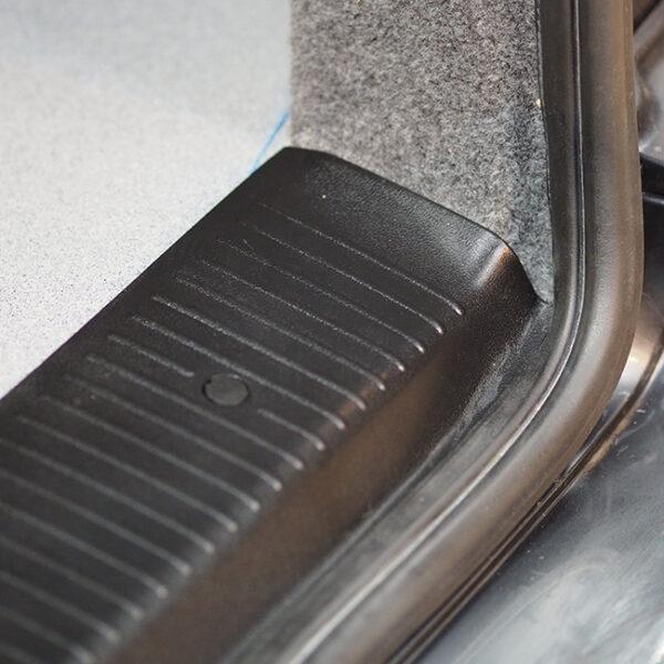 Rear Threshold For VW T6 Tailgate ABS Plastic Full length-20591