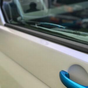 Window Sill Trims for VW T6 Transporter Range Carbon Fiber Film-20669