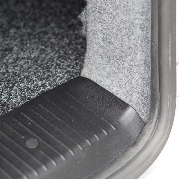 Threshold Protector & Side Step For VW T5, T5.1 & T6 BARNDOOR Including screws & screw caps-20723