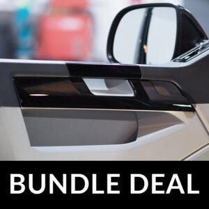Comfort Dash Door Card Trim + Grab Handle Bundle-0