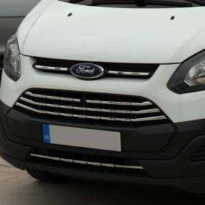Ford Transit Custom Front Grille Trims (7Pcs) 2012 - 2018