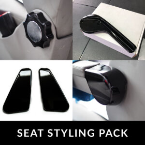 VW T5, T5.1, T6 Captain Seat Seat Styling Pack