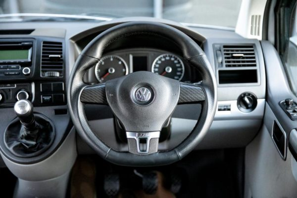 VW T5.1 Steering Wheel - Leather