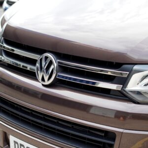 VW T5.1 Transporter Twin-Line Front Grille Trim (4 Pcs)