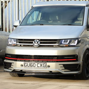 VW T5.1 ALL NEW Full Front End Styling Upgrade To T5-X