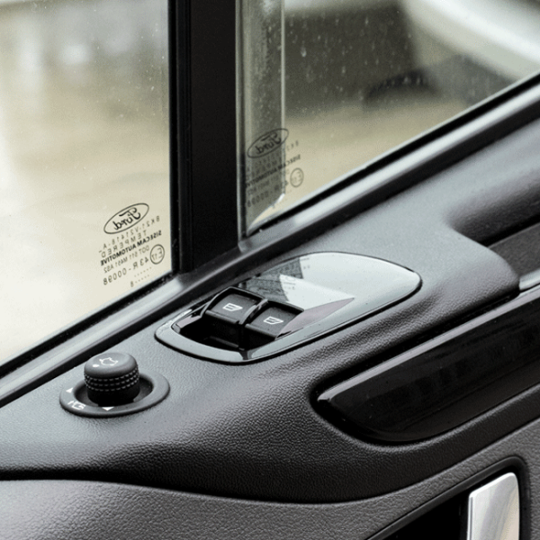 Ford Transit Custom Window Switch Surface Trims (Set of 2)