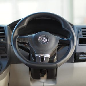VW T5.1 Steering Wheel - Leather
