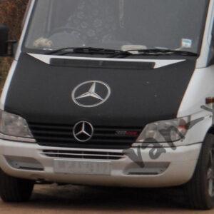 Mercedes Sprinter MK2 Bonnet Bra Logo (2000 - 2006)