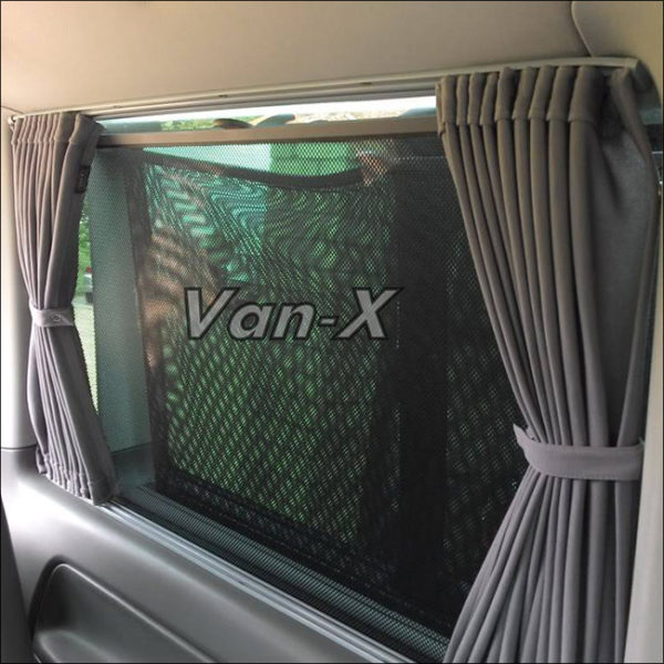 Vauxhall Vivaro Window Curtains Eco-Line