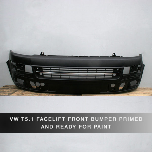 VW T5.1 Transporter Front Bumper