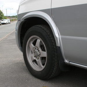 Wheel Arch Trims For Mazda Bongo, Ford Freda