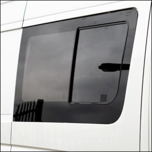 Side Sliding Window For Volkswagen Crafter Swb