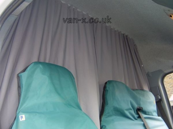 Mercedes Sprinter Cab Divider Curtain Kit