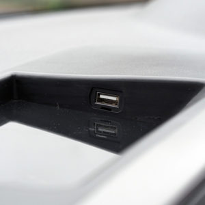 USB Dash Tray For T5 Transporter