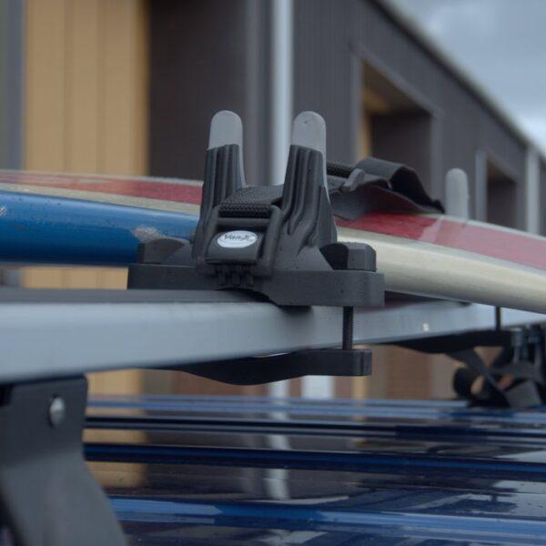 Surfboard Carrier / Holder For Cross Bars