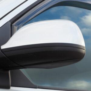 Zierleiste Spiegel in Carbon Optik für VW T5.1 / T6 TRANSPORTER, Van-X