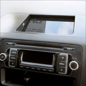 USB Dash Tray For T5.1 Transporter