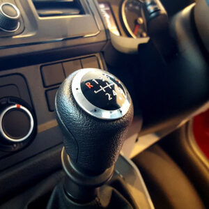 6 Gear Knob Cap / Cover For VW T6 Transporter