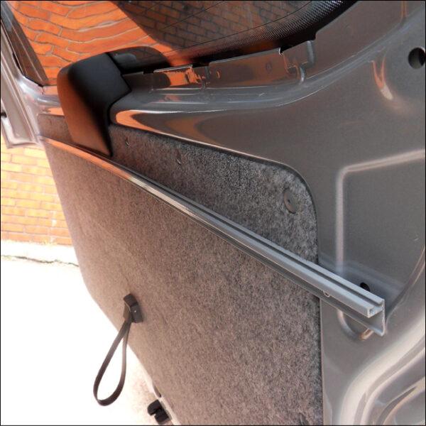 Van-X L-Shaped (90 Degree) Curtain Rail