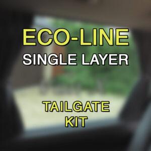 Mazda Bongo Tailgate Curtain, Blind Eco-Line, Single Colour