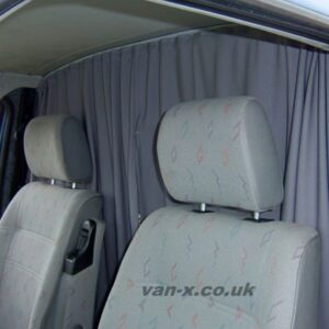 Fiat Ducato Cab Divider Curtain Kit