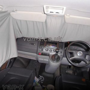 VW T5 / T6 Front Cab Curtain Premium-Line