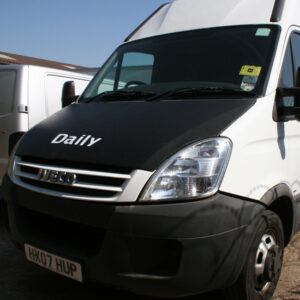Bonnet Bra / Cover Daily Logo For Iveco Daily