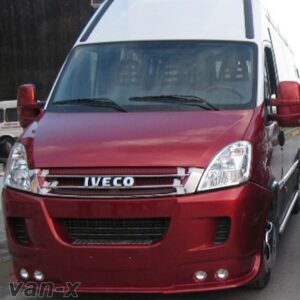 Front Bumper With Fog Lights For Iveco Daily