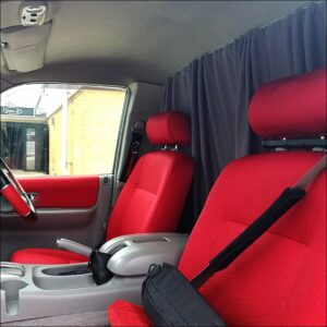 Mazda Bongo Cab Divider Curtain Kit