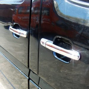 Mercedes Sprinter MK2 Door Handle Covers (4 Pcs) Stainless Steel