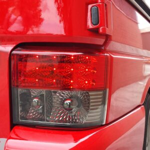 VW T4 TransporterRear LED Light Unit Smoked, Red