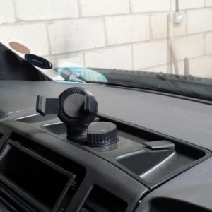 Top Dash Tray Plate For VW T5.1 Transporter