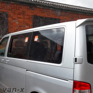 Rear Quarter Window Glass For VW T5 Transporter Lwb