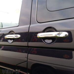 Door Handle Covers For VW T5 Transporter Stainless Steel