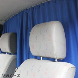 Ford Transit MK7 Cab Divider Curtain Kit