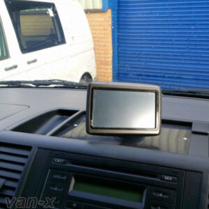 Top Dash Tray Plate For VW T5 Transporter