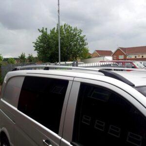 Mercedes Vito Roof Bars SWB, LWB, XLWB