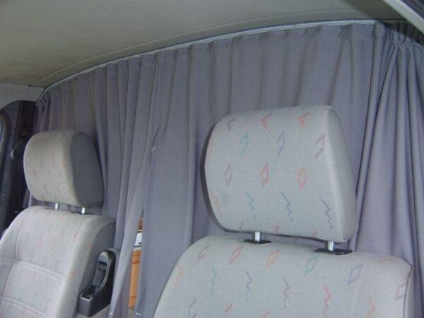 VW T4 Cab Divider Curtain Kit