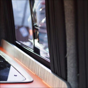 VW T6 Window Curtains Premium-Line