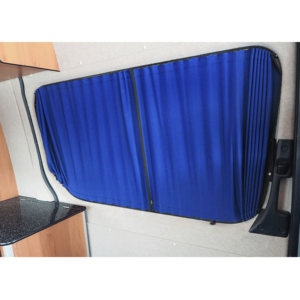 VW Crafter Premium 2 x Side Window, 1 x Barndoor Curtain Van-X