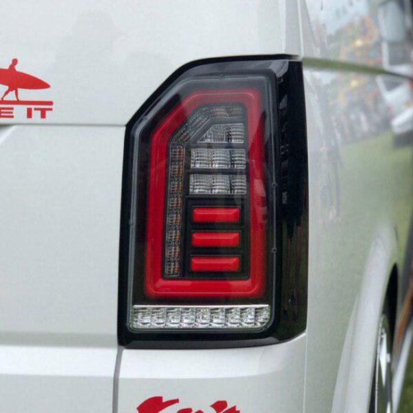 VW T6 Tailgate LED Dynamic Rear Lights